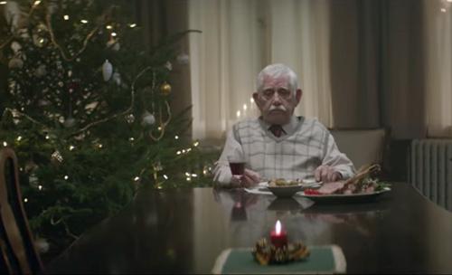 Edeka Weihnachtsclip: #heimkommen