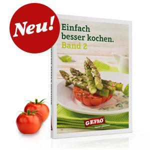 GEFRO Kochbuch