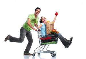 Geld sparen mit Supermarkt Angeboten und Prospekten