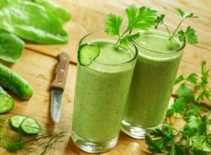 Grüne Smoothies-Rezepte für den Vitamix Pro 750