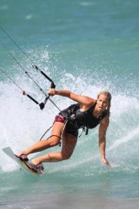 Informationen zum Kitesurfen / Kitesurfing