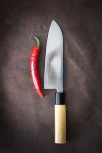 Japanische Messer - präzise und zuverlässige Küchenmesser