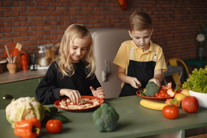 Kochen mit Kindern - So wird es ein Erfolg