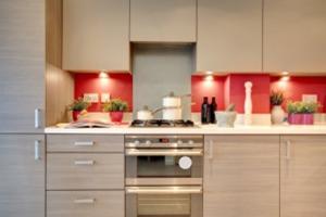 Küchengestaltung - Eine kleine Küche einrichten