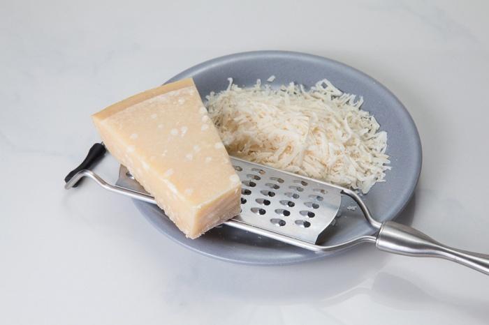 Parmesan richtig lagern