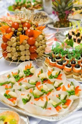 Was kann ein Partyservice und Catering Service alles liefern?