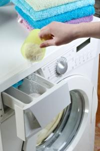 Waschmaschine wackelt beim Schleudern